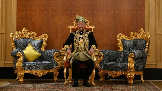 Raja Malaysia Minta Politikus Setop Seret Negara ke Arah Ketidakpastian Politik (260078)