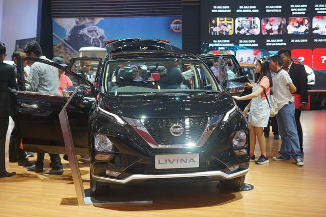 Nissan All New Livina di GIIAS 2019