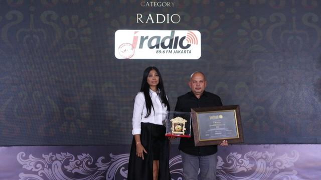 I-radio, penghargaan Superbrands Indonesia 2019, kategori Radio