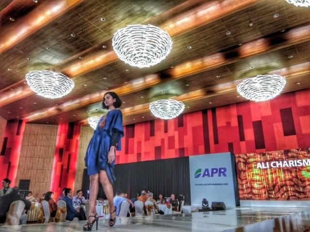 com-Hadirnya Asia Pacific Rayon (APR) memperkuat kapasitas serat rayon dalam negeri.