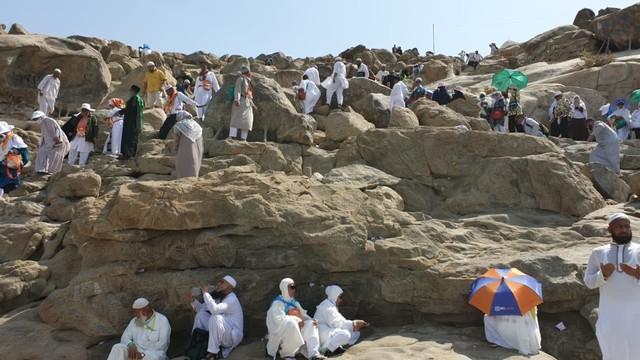 Haji 2019, Jabal Rahmah, Mekkah