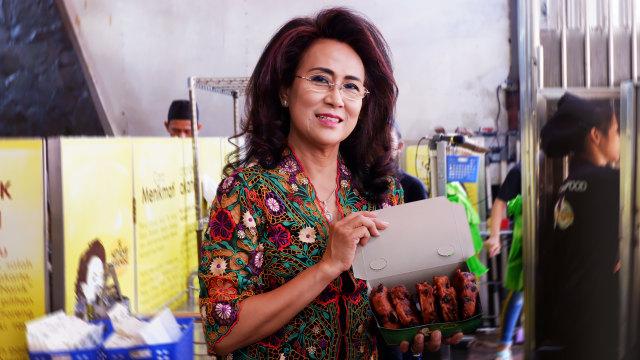 Cerita Kesuksesan Nanik Soelistiowati Berbisnis Pisang Goreng Madu (35459)