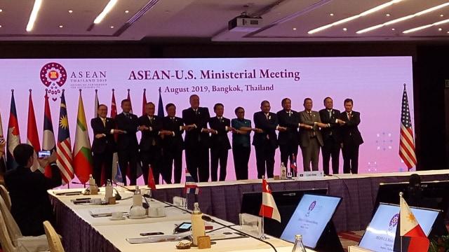 4 Ledakan di Bangkok Tak Ganggu Pertemuan Tingkat Menteri ASEAN (285)