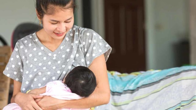 Cara Tingkatkan Produksi ASI bagi Ibu dengan PCOS (434082)