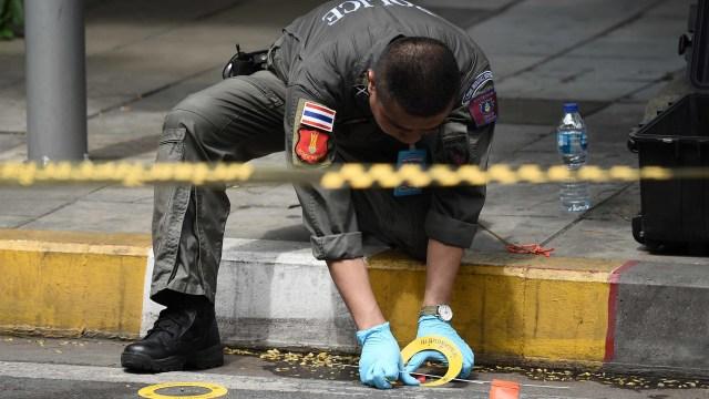 Bom Bangkok, Pemberontak Selatan Dicurigai (93905)