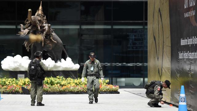 Tak Ada WNI yang Jadi Korban Ledakan Bom di Bangkok (5175)