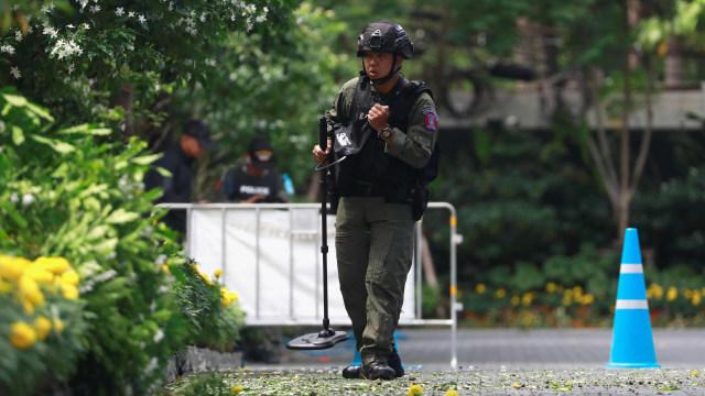 Bom Bangkok, Pemberontak Selatan Dicurigai (93903)