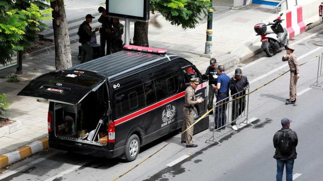 Bom Bangkok, Pemberontak Selatan Dicurigai (93902)