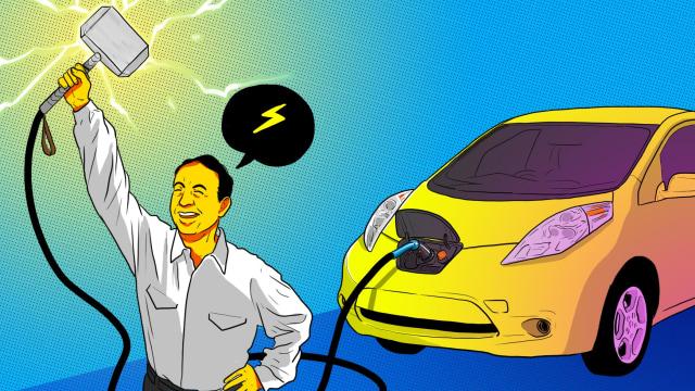 Dipimpin China, Percepatan Kendaraan Listrik Pangkas Permintaan Minyak Dunia (40271)