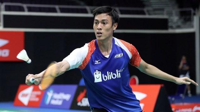 Thailand Open: Keok Lawan Wakil Taiwan, Shesar Rhustavito Tersingkir (32186)