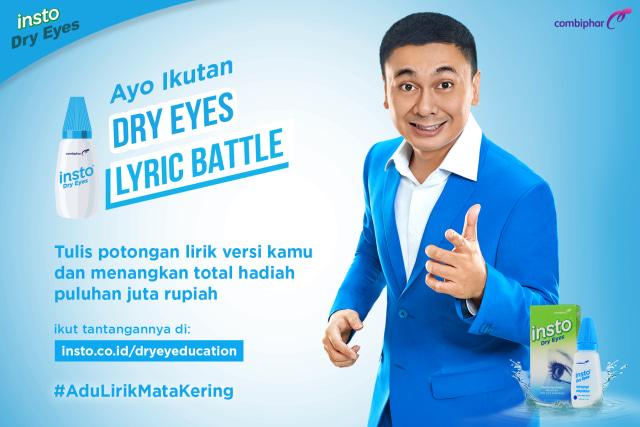 com-Dry Eyes Lyric Battle.