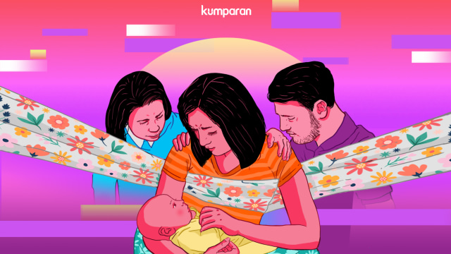 COVER COLLECTION LIPSUS MOM, Pekan Menyusui Sedunia