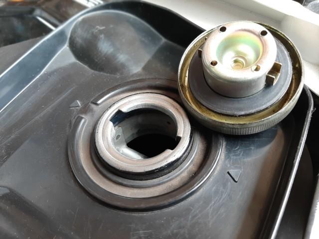 Waspada Karet Tutup Tangki Bensin Rusak, Ingat Fungsi Pentingnya (24173)