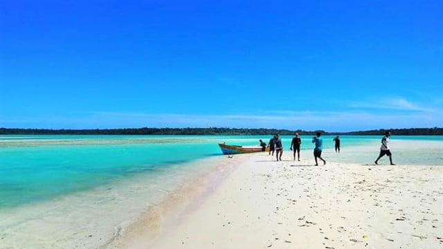 3 Rekomendasi Tempat Wisata Di Pulau Gebe Halmahera Tengah Kumparan Com