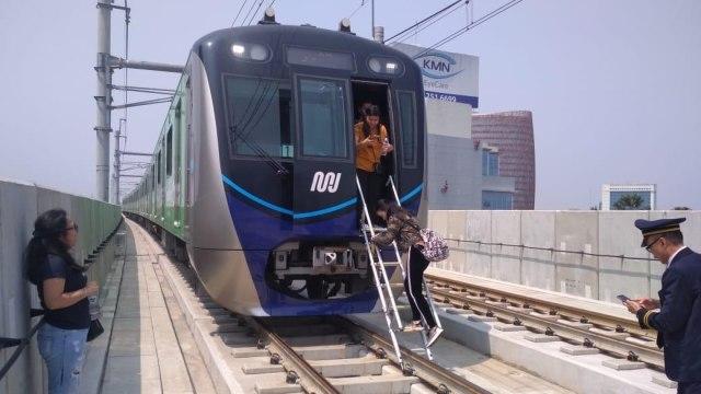 Didesain Tahan Gempa 9 SR, MRT juga Dijanjikan Bebas Mati Listrik (447651)