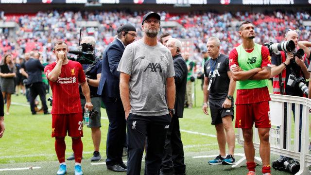 Di Piala Super Eropa, Liverpool Masih Merasa sebagai 'Underdog' (117937)