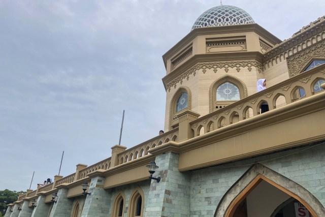 Foto: Masjid Agung Islamic Center, Ikon Kota Lhokseumawe (59418)