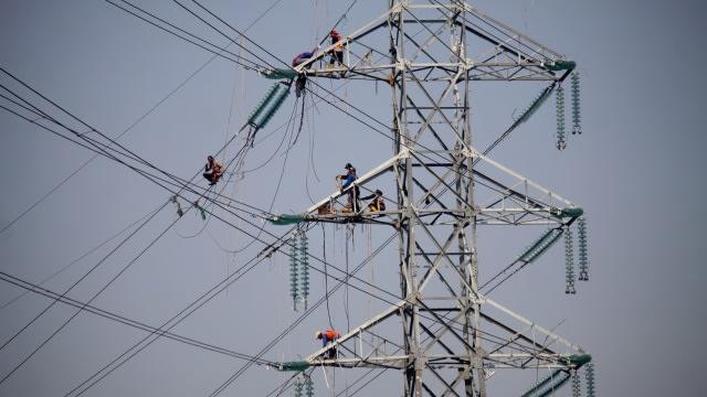 Ilustrasi sistem listrik. foto Antara Foto Umarul Faruq.png