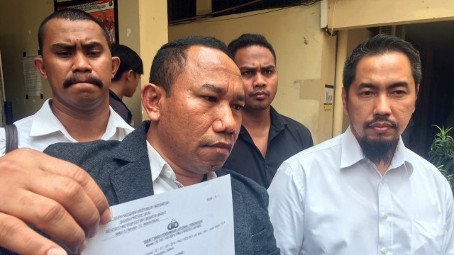Sunan Kalijaga dan Kuasa Hukum di Polres Jakarta Barat