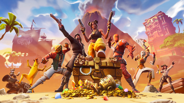 Fortnite dan Kejayaan Industri 'Game' (972500)