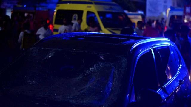 Mesir Duga Kelompok Terkait Ikhwanul Muslimin Dalang Bom di RS Kanker  (140537)