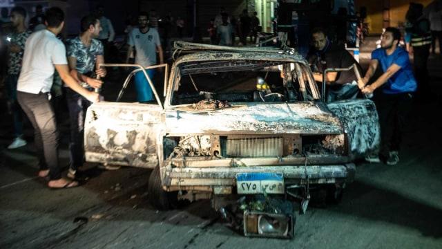 Mesir Duga Kelompok Terkait Ikhwanul Muslimin Dalang Bom di RS Kanker  (140535)
