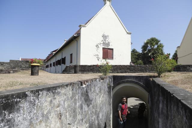 5 Benteng Bersejarah di Indonesia, Ada yang Berusia 476 Tahun (16321)