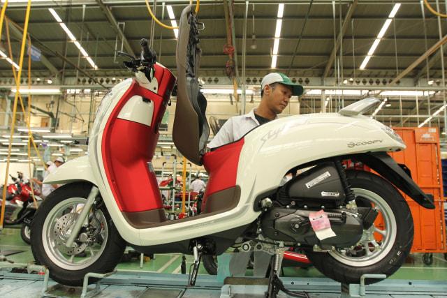 Menerka Hadirnya All New Honda Scoopy di Indonesia (269175)
