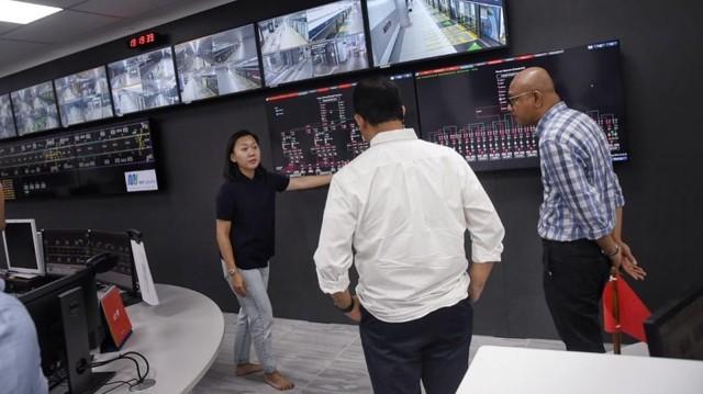 Bos MRT: Jumlah Penumpang Sudah Lampaui Target 65 Ribu per Hari (437133)