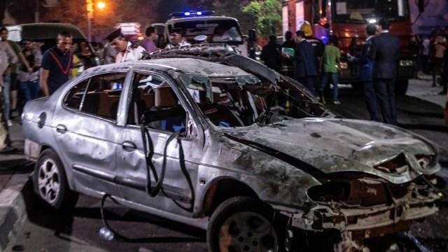 Mesir Duga Kelompok Terkait Ikhwanul Muslimin Dalang Bom di RS Kanker  (140533)