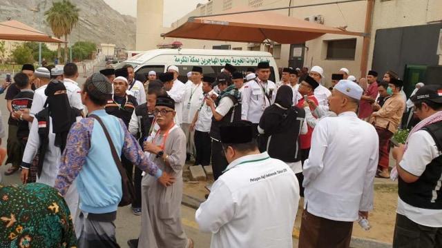 Pelayat, Mbah Moen, Rumah Sakit Al Noor