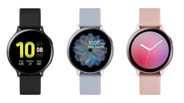 Samsung Rilis Galaxy Watch Active 2, Punya Desain Bezel 'Berputar' (146754)