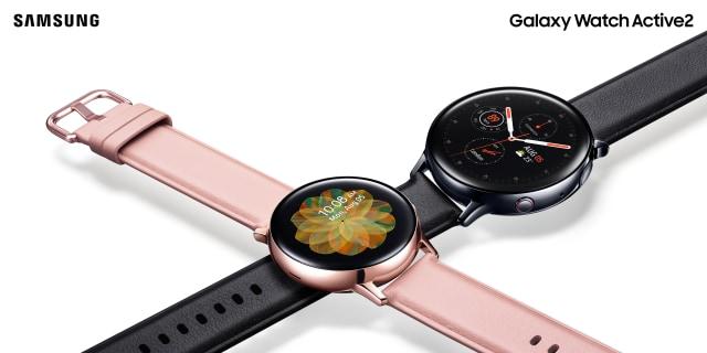 Samsung Rilis Galaxy Watch Active 2, Punya Desain Bezel 'Berputar' (146753)