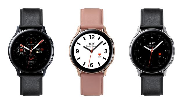 Samsung Rilis Galaxy Watch Active 2, Punya Desain Bezel 'Berputar' (146752)