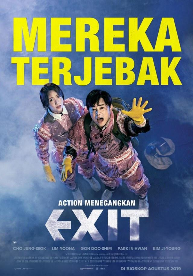 Poster film 'EXIT'
