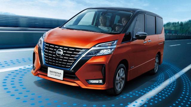 Nissan Mulai Mengungkap Tampilan Terbaru Serena 2020   (120133)
