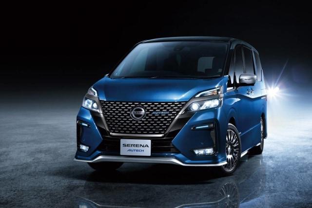 Nissan Mulai Mengungkap Tampilan Terbaru Serena 2020   (120134)