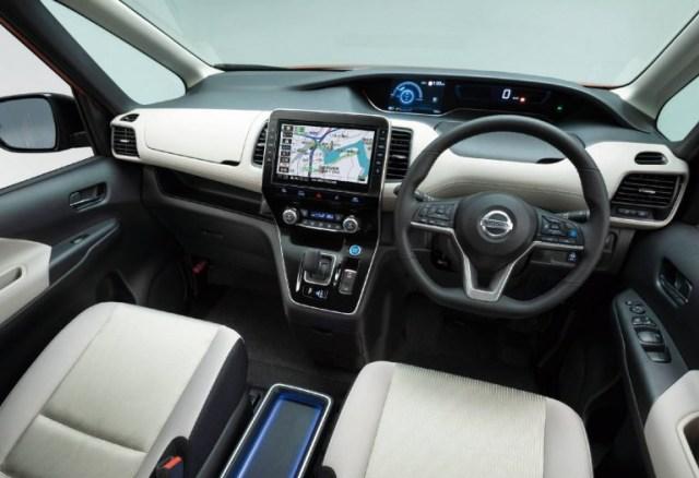 Nissan Mulai Mengungkap Tampilan Terbaru Serena 2020   (120136)