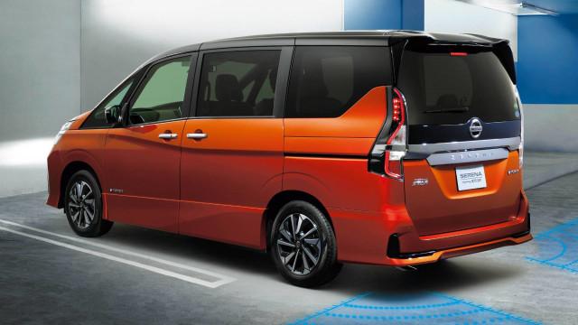 Nissan Mulai Mengungkap Tampilan Terbaru Serena 2020   (120135)