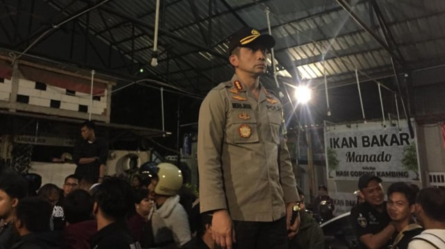 Foto: Kondisi Pascarusuh di Komandan Cafe, Tebet  (852270)