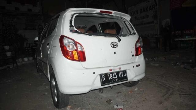 Foto: Kondisi Pascarusuh di Komandan Cafe, Tebet  (852272)