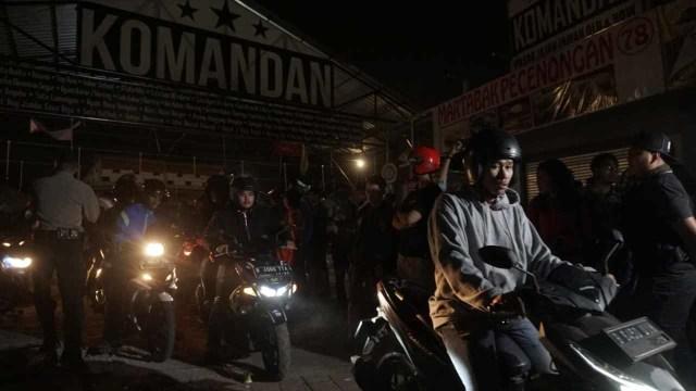 Foto: Kondisi Pascarusuh di Komandan Cafe, Tebet  (852280)