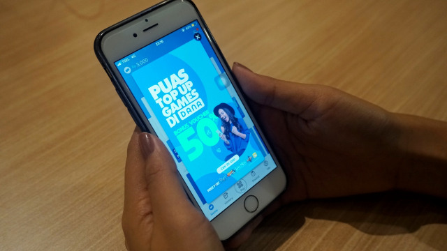 LIPSUS Perang Dompet Digital, Promo Cashback aplikasi online