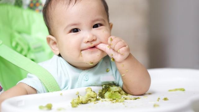 Tahap Perkembangan Bayi yang Perlu Dipahami saat Beri MPASI (37597)