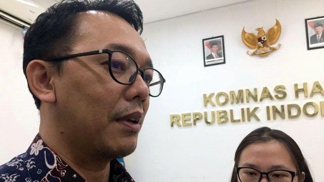 Komnas HAM Panggil Kepala BKN, Dalami Proses TWK Pegawai KPK (48164)