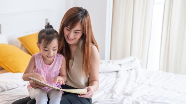 Kemen PPPA: Mendongeng Bisa Tingkatkan Bonding Orang Tua dan Anak (377176)