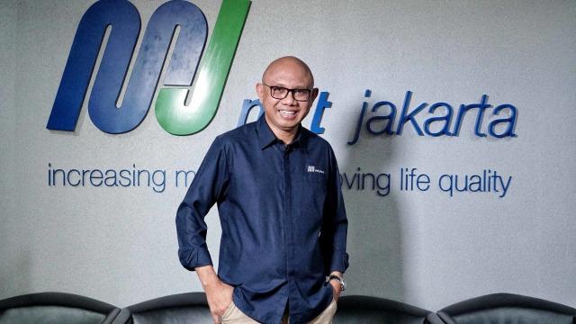 The CEO kumparan, Dirut MRT Jakarta, William Sabandar
