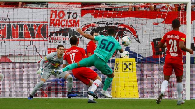 Dari Hazard untuk Madrid: Gol Perdana (464556)