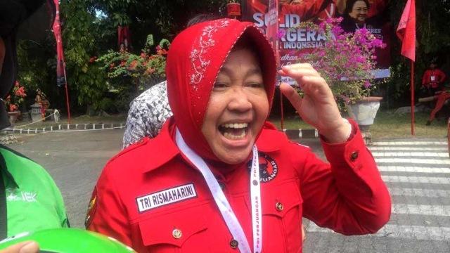 Megawati Ajak Risma Masuk Pengurus Dpp Pdip Ajaib Juga Kok Mau Kumparan Com