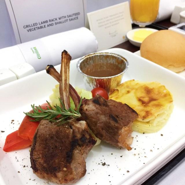 Dining Experience, Layanan Citilink yang Bisa Kreasikan Menu Sendiri (437905)